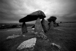 Pentre Ifan burial chamber, erected 3,500 BCE!