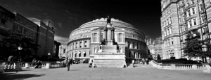 The Albert Hall today
