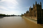 The Thames and Houses of Parliament